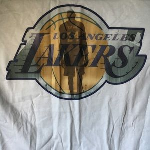 Lakers Kobe Bryant T-shirt